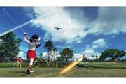テレビゲームでゴルフが上手くなる!? ※
