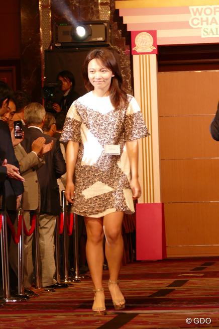 台湾の女優さんみたい・・・