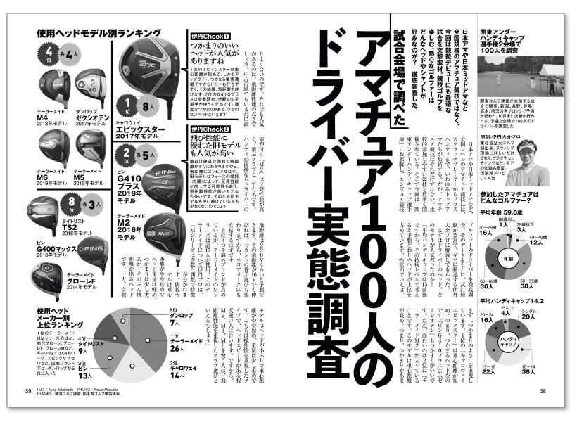 週刊ゴルフダイジェスト10/1号4