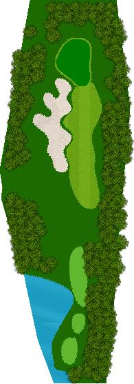オールドオーチャード ゴルフクラブ 17H Par3