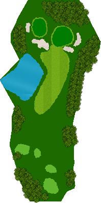 JGM霞丘ゴルフクラブ(旧:霞丘CC) 4H Par3