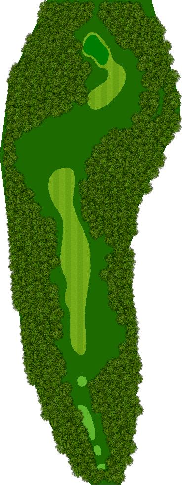 トミーヒルズゴルフクラブ 鹿沼コース(双園GC) 3H Par4