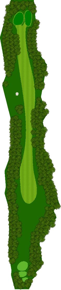 西熱海ゴルフコース 12H Par5