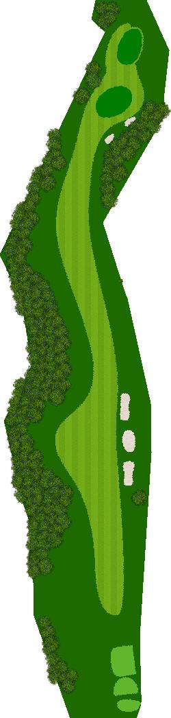 関西軽井沢ゴルフ倶楽部 3H Par5