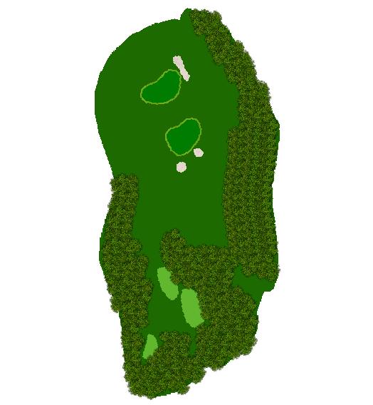 オリオン嵐山ゴルフ倶楽部 7H Par3