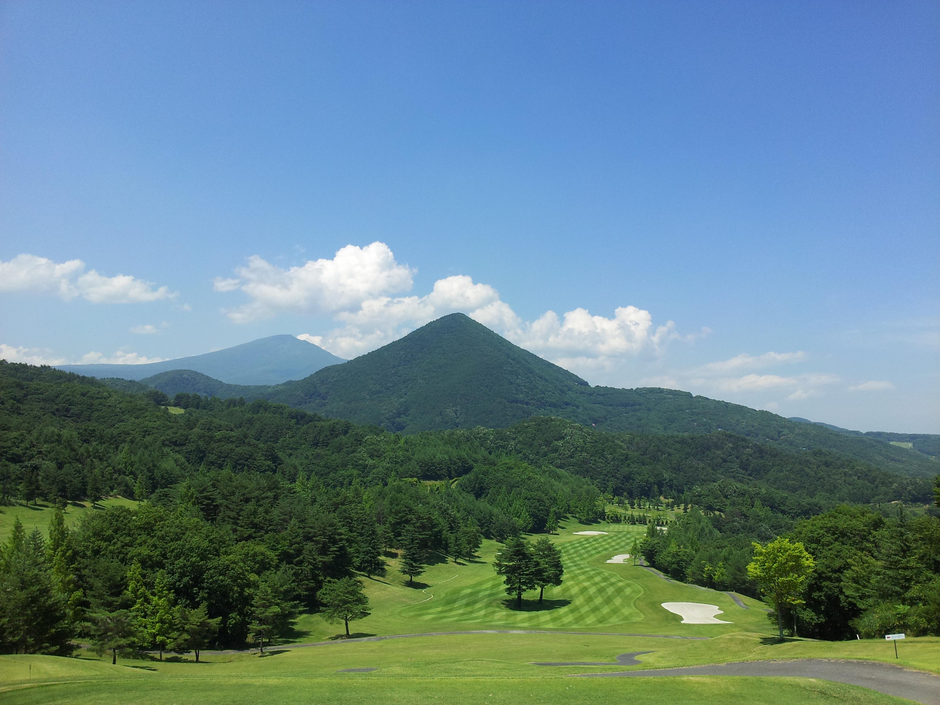 福島県・郡山熱海カントリークラブ