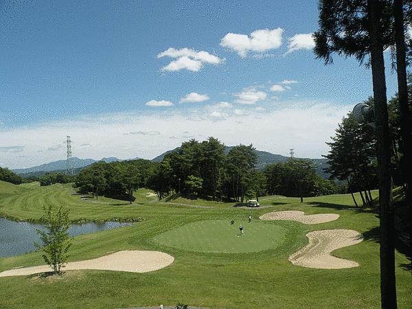 群馬県・関越ゴルフ倶楽部中山コース