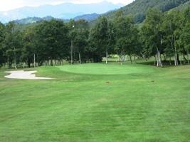 水上高原ゴルフコース(こぶしコース)