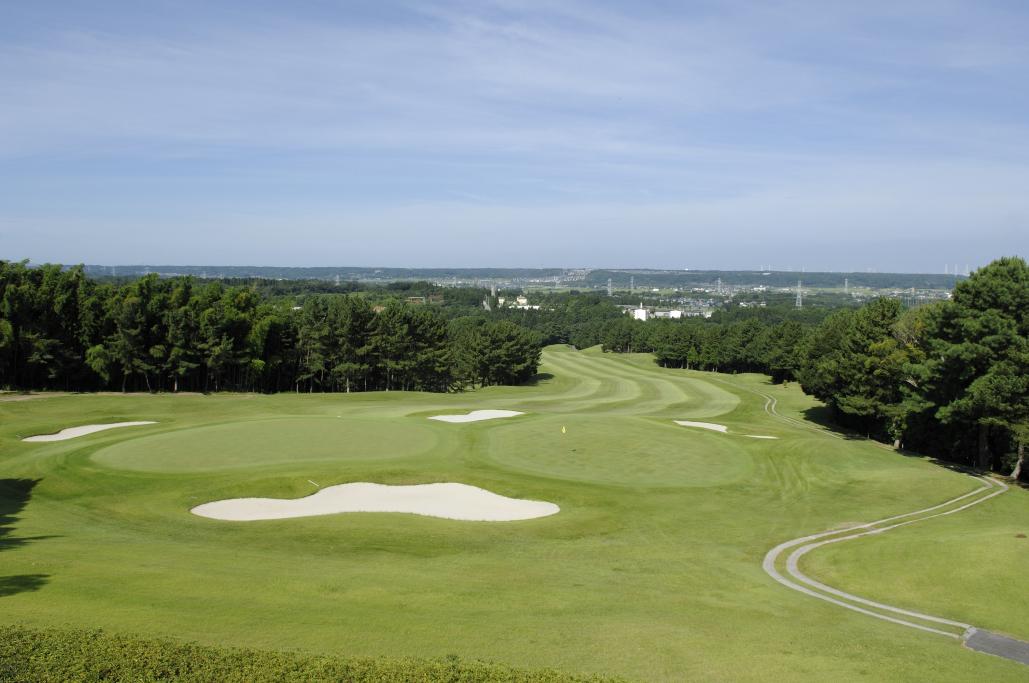 千葉県・源氏山ゴルフクラブ