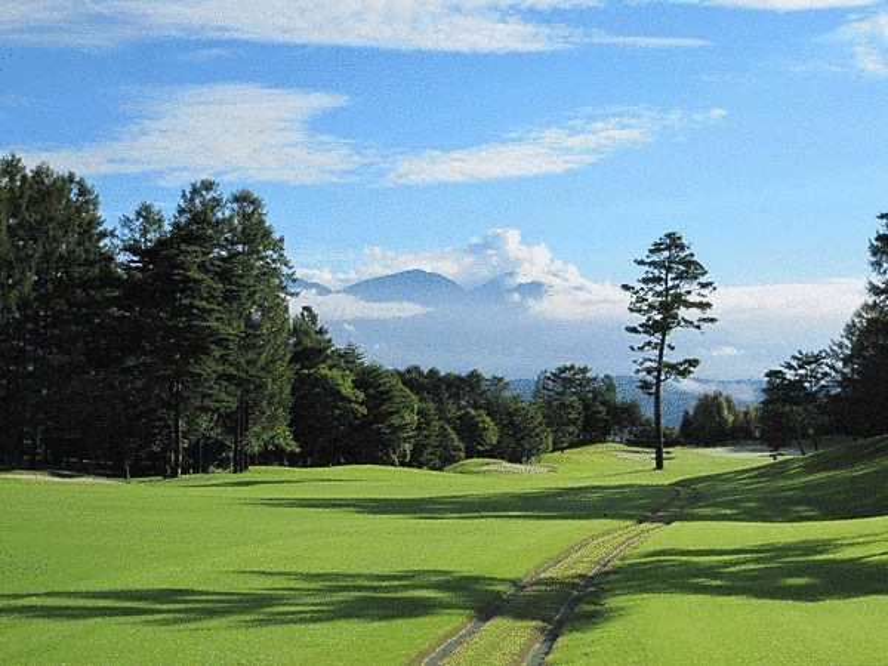 長野県・立科ゴルフ倶楽部
