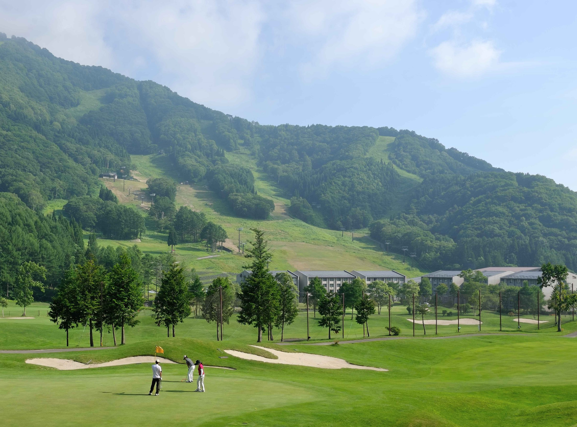 長野県・斑尾東急ゴルフクラブ(タングラム斑尾東急GC)