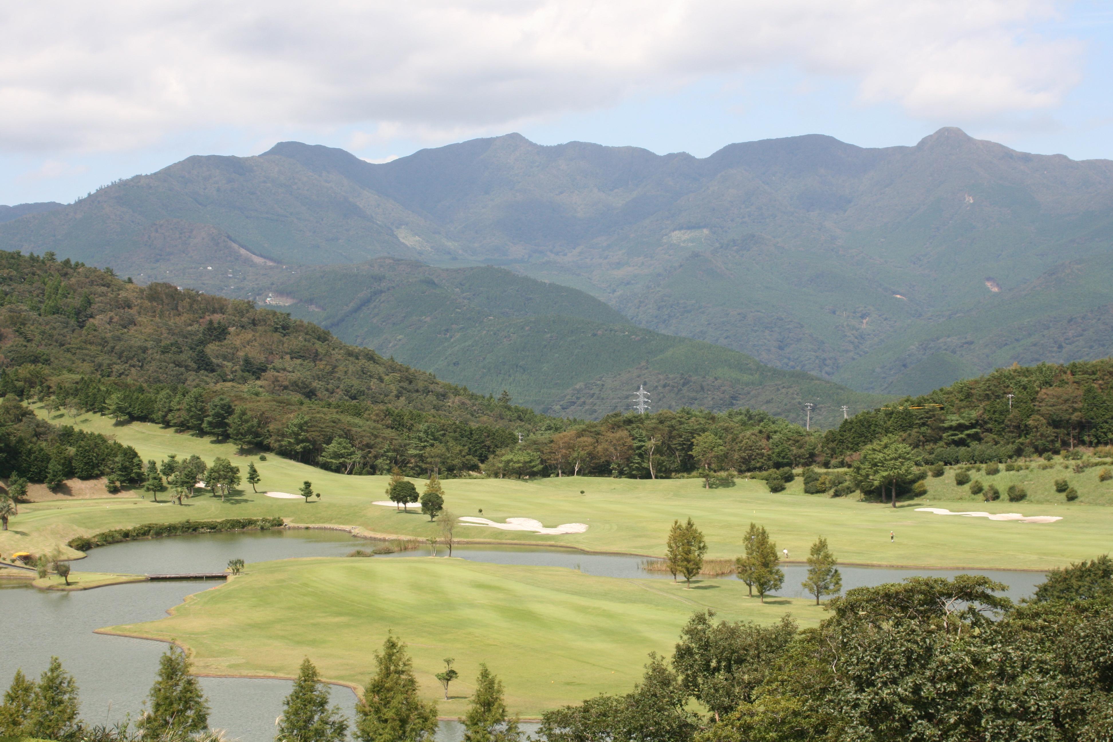 静岡県・稲取ゴルフクラブ