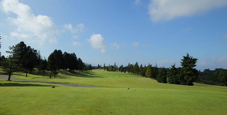 静岡県・大熱海国際ゴルフクラブ