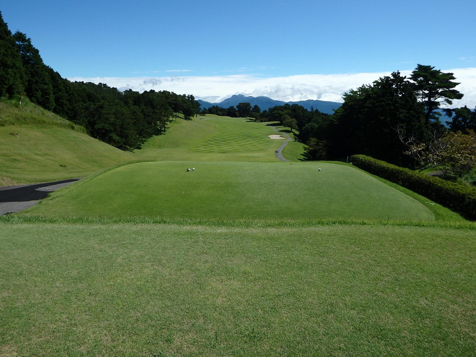 静岡県・富士エースゴルフ倶楽部