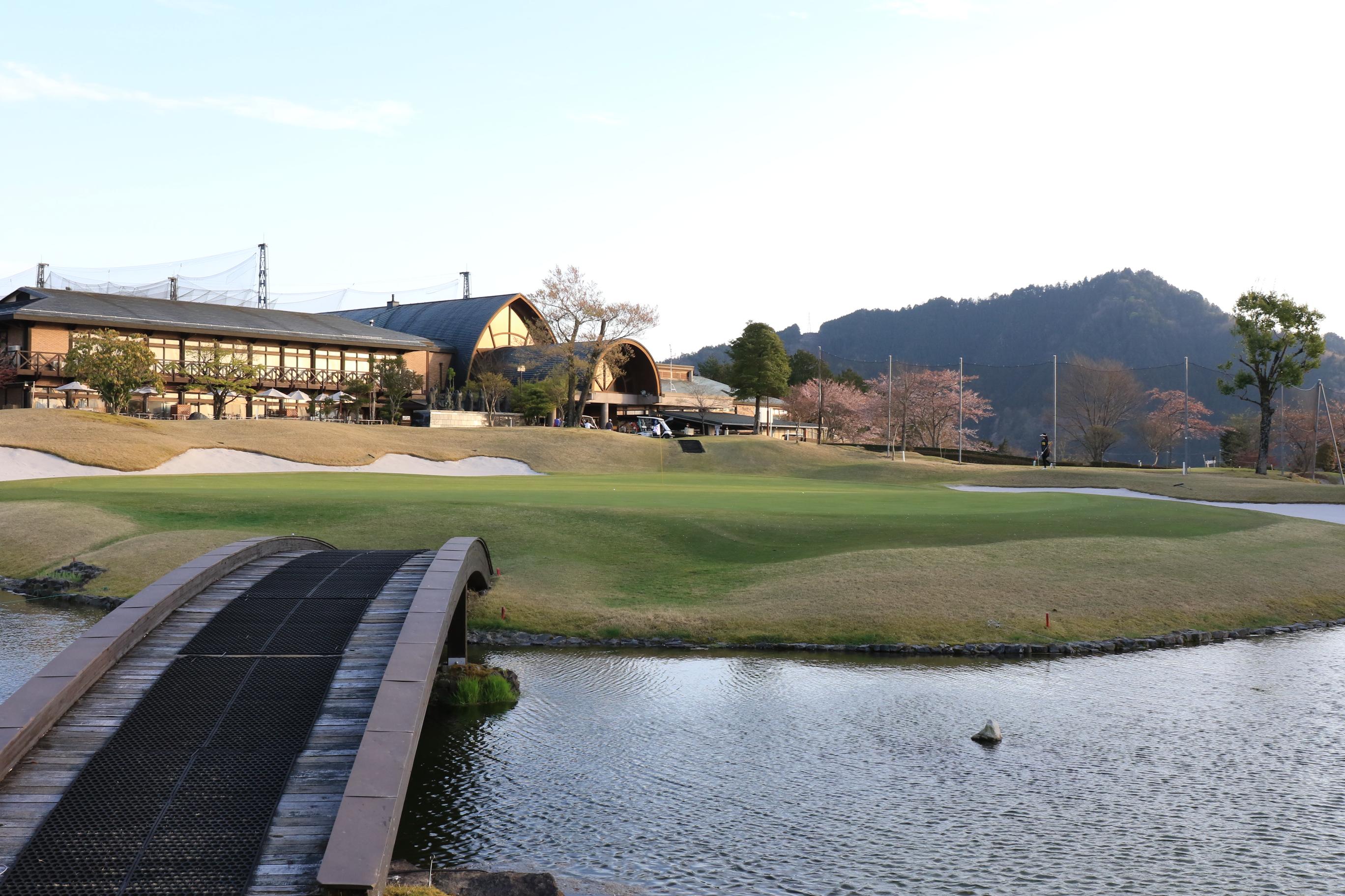 岐阜県・美濃白川ゴルフ倶楽部飛水峡コース