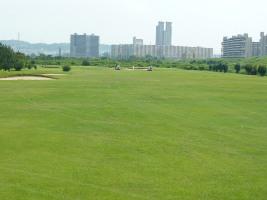大阪府・牧野パークゴルフ場