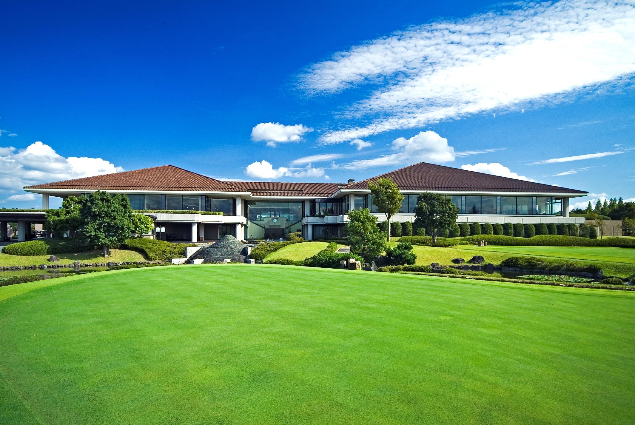 兵庫県・東急グランドオークゴルフクラブ