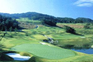 奈良県・オークモントゴルフクラブ