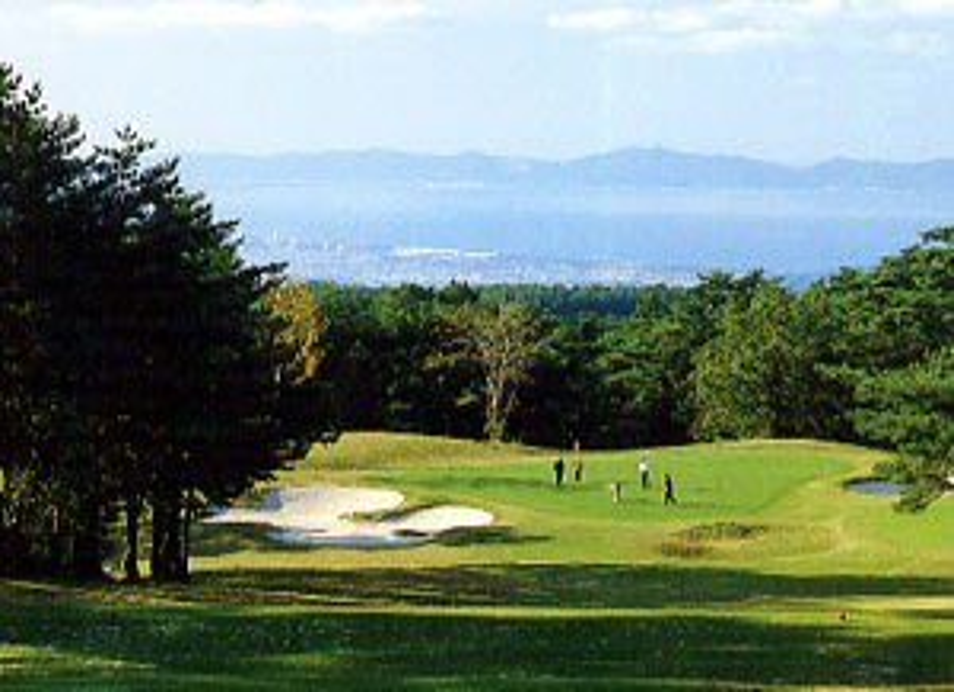 鳥取県・大山ゴルフクラブ