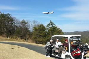 岡山県・岡山空港ゴルフコース