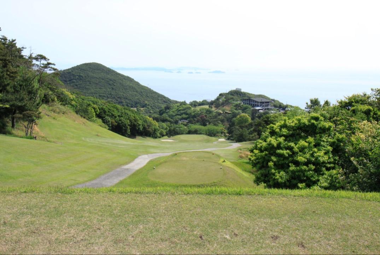 香川県・小豆島シーサイドゴルフクラブ