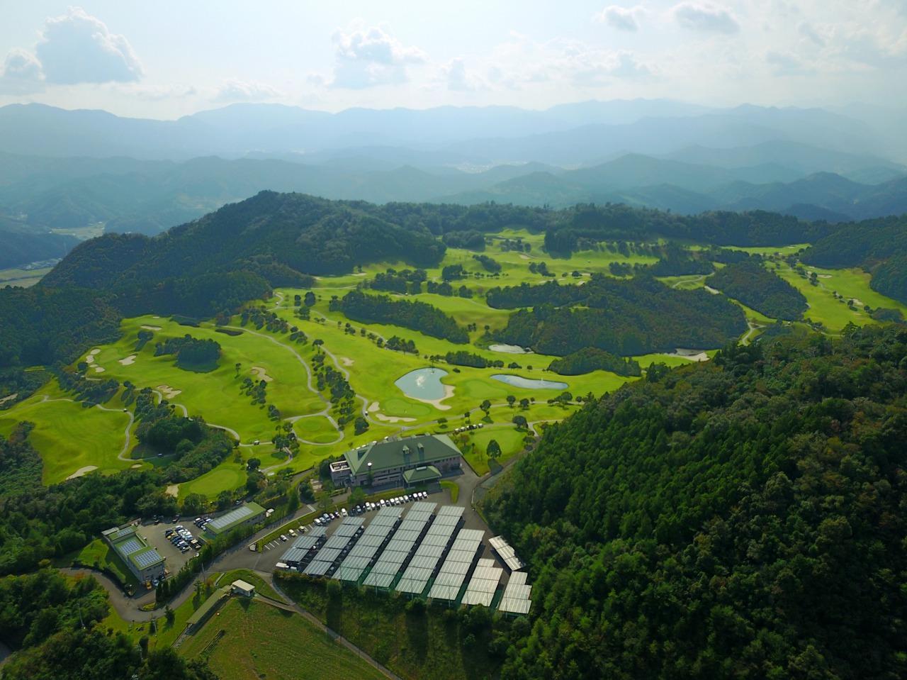 高知県・グリーンフィールゴルフ倶楽部