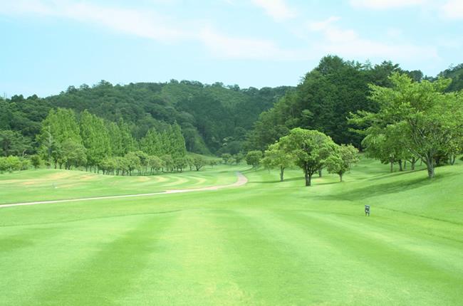 高知県・錦山カントリークラブ