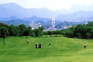 熊本県・チェリーゴルフクラブ天草コース