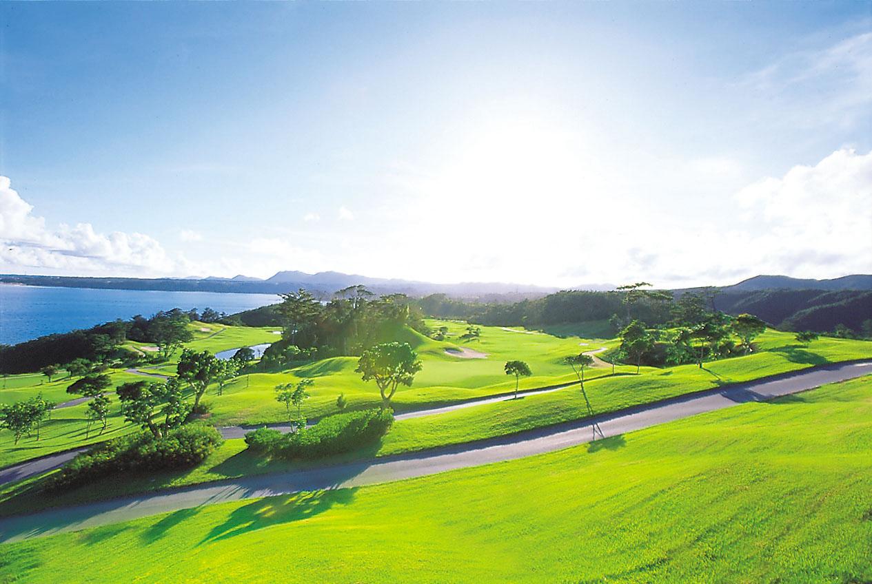 沖縄県・カヌチャリゾート カヌチャゴルフコース