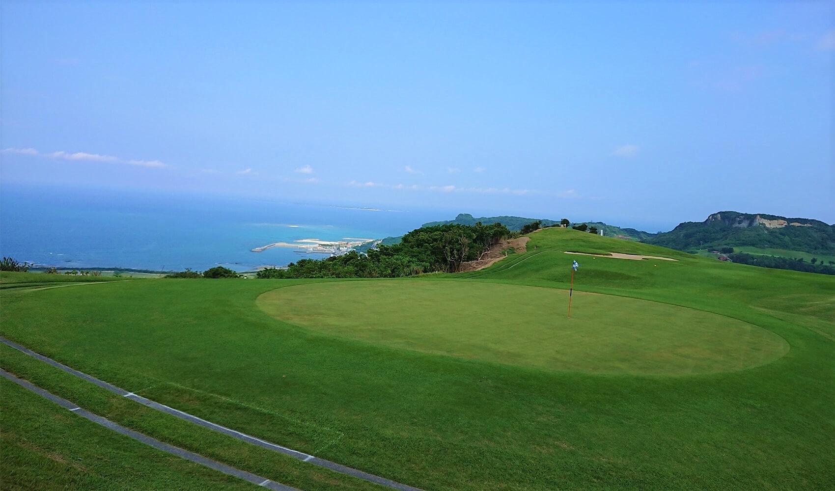 沖縄県・守礼カントリークラブ