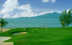 海外・ミッションヒルズプーケットゴルフ