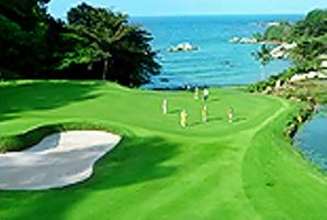 海外・リア ビンタン ゴルフクラブ