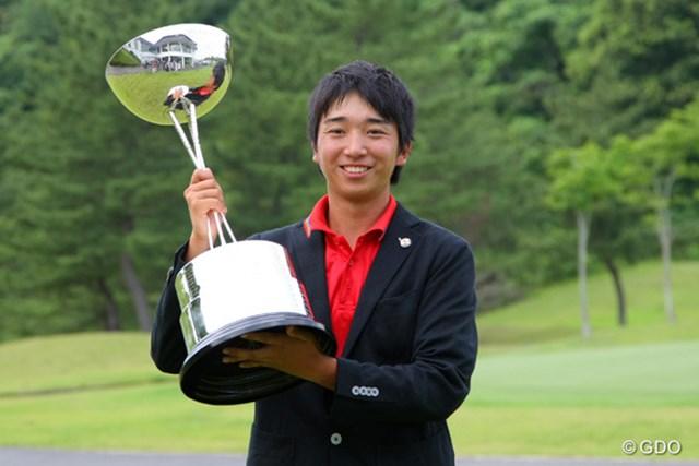 2014年 日本アマチュアゴルフ選手権 決勝戦 小木曽喬 中嶋常幸の記録を更新し日本人最年少優勝を果たした17歳の小木曽