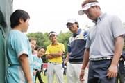 2014年 長嶋茂雄 INVITATIONAL セガサミーカップゴルフトーナメント 竹谷佳孝 松山英樹 白佳和