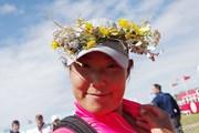 2014年 全英リコー女子オープン 最終日 ティファニー・ジョー