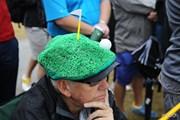 2014年 全英オープン 3日目 ハンチング