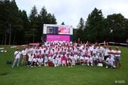 2014年 サマンサタバサ ガールズコレクション・レディース 最終日 ボランティア