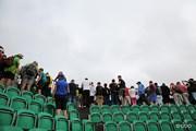 2014年 全英オープン 最終日 スタンド