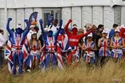 2014年 全英オープン 最終日 ギャラリー