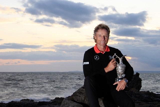 完全優勝のみならず・・・ランガーは歴史的大勝を飾った(Phil Inglis/Getty Images)