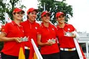 2014年 インターナショナルクラウン 最終日 スペイン代表チーム