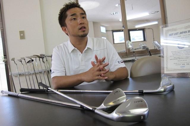 HOTLIST受賞クラブの開発背景に迫る ~フォーティーン編~ 2012年 Vol.10