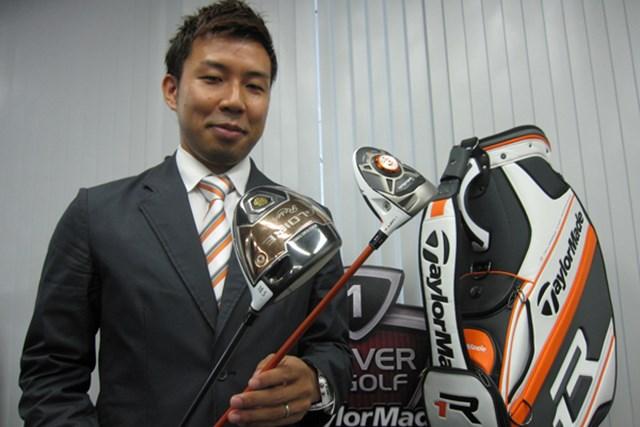 テーラーメイドゴルフ株式会社 プロダクトマーケティング 柴崎高賜氏にインタビュー