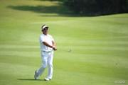 2014年 ダンロップ・スリクソン福島オープンゴルフトーナメント 初日 篠崎紀夫