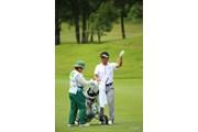2014年 ダンロップ・スリクソン福島オープンゴルフトーナメント 2日目 井上信