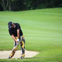 超超超ひくい打ち出し! 2014年 ダンロップ・スリクソン福島オープンゴルフトーナメント 2日目 小山内護