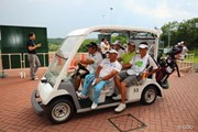 2014年 ダンロップ・スリクソン福島オープンゴルフトーナメント 2日目 篠崎紀夫