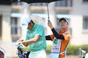 2014年 ダンロップ・スリクソン福島オープンゴルフトーナメント 3日目 河井博大