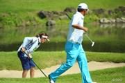 2014年 ダンロップ・スリクソン福島オープンゴルフトーナメント 3日目 高橋竜彦