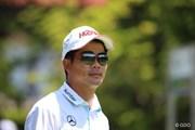 2014年 ダンロップ・スリクソン福島オープンゴルフトーナメント 3日目 リャン・ウェンチョン